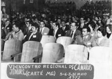 VI Encontro Regional de Câmaras Juniores  - Foto de Arquivo Ivacy Simões