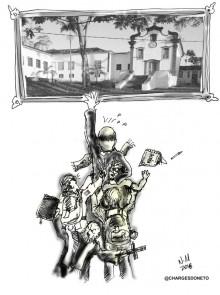 Charges 1305 - Neto Medeiros