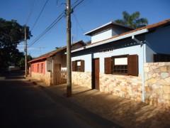 Sede e redação do jornal O Liberal, em Cachoeira do Campo, Ouro Preto/MG