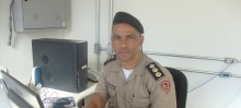 Tenente Coronel Wesley Barbosa, Comandante do 52° BPM-OP, analisa a segurança pública na região
