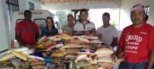 Evento esportivo arrecada mais de uma tonelada de alimentos para o Lar São Vicente de Paulo