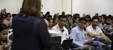 Duarte Jr. acompanha reunião sobre reassentamento de Bento Rodrigues e Paracatu de Baixo - Foto de Raissa Alvarenga