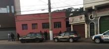 Mais uma operação policial em Itabirito