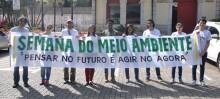 Dia Mundial do Meio Ambiente: blitz ecológica conscientiza população