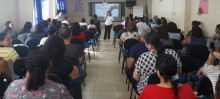 """Projeto """"Escola Segura"""" realiza atividades de conscientização em escolas do município"""