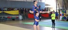 Itabirito sedia Torneio Estadual de Ginástica Acrobática