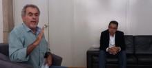 """Aumento salarial a servidor público seria irresponsabilidade fiscal"", declarou prefeito de Itabirito - Foto de Michelle Borges"