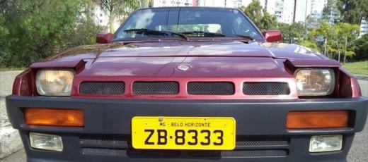 Farus 1990. O único carro que foi fabricado em Belo Horizonte de 1978 até 1990. Esse meu foi o último que saiu da fábrica.