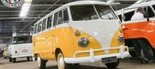 Encontro reúne colecionadores e apaixonados por carros antigos em Cachoeira do Campo